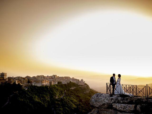 Il matrimonio di Marco e Ornella a Enna, Enna 63