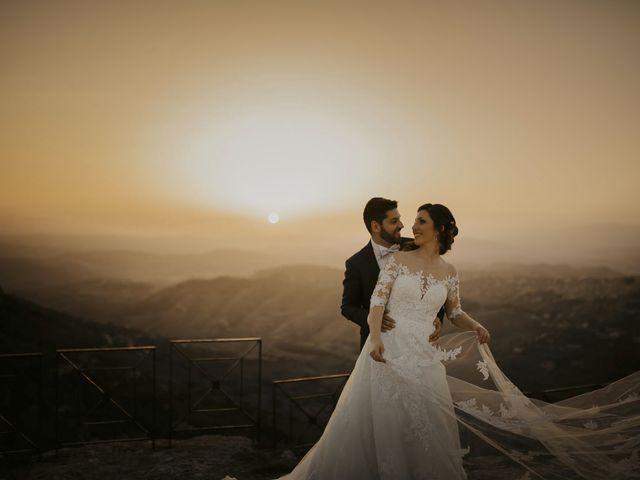 Il matrimonio di Marco e Ornella a Enna, Enna 64