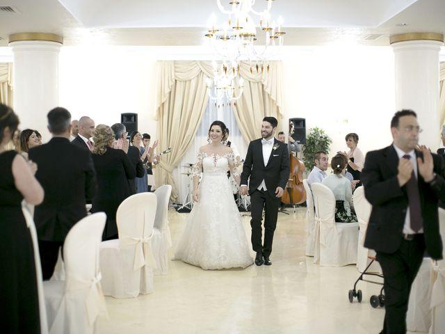 Il matrimonio di Marco e Ornella a Enna, Enna 68