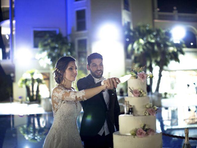 Il matrimonio di Marco e Ornella a Enna, Enna 76