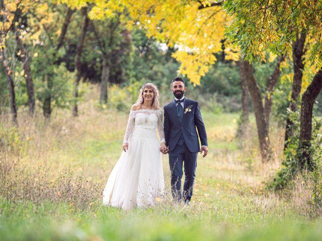 Le nozze di Morena e Davide