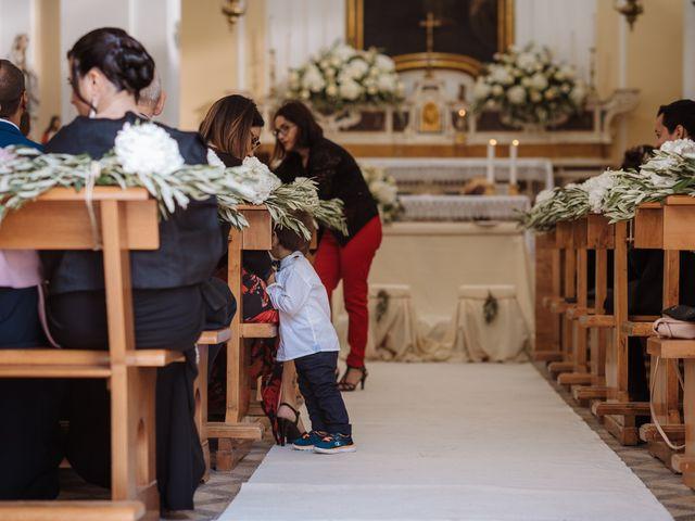 Il matrimonio di Inácio e Valeria a Reggio di Calabria, Reggio Calabria 43