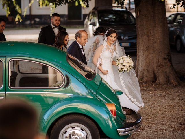 Il matrimonio di Inácio e Valeria a Reggio di Calabria, Reggio Calabria 49