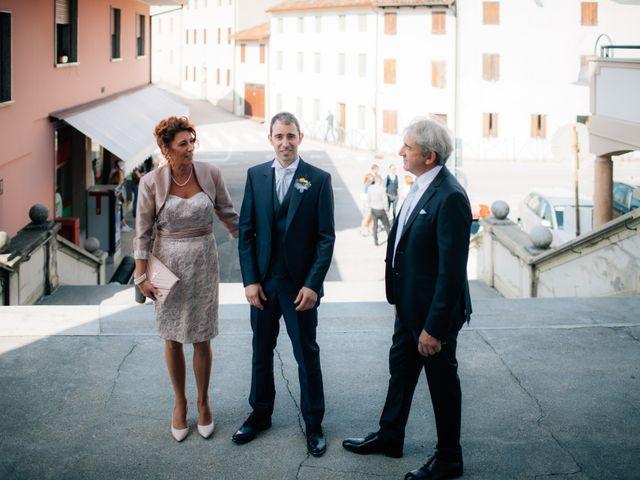 Il matrimonio di Daniel e Monica a Cordignano, Treviso 12