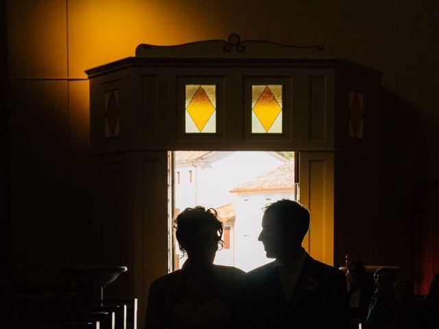 Il matrimonio di Daniel e Monica a Cordignano, Treviso 13