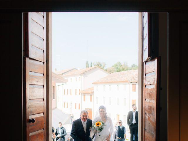 Il matrimonio di Daniel e Monica a Cordignano, Treviso 16