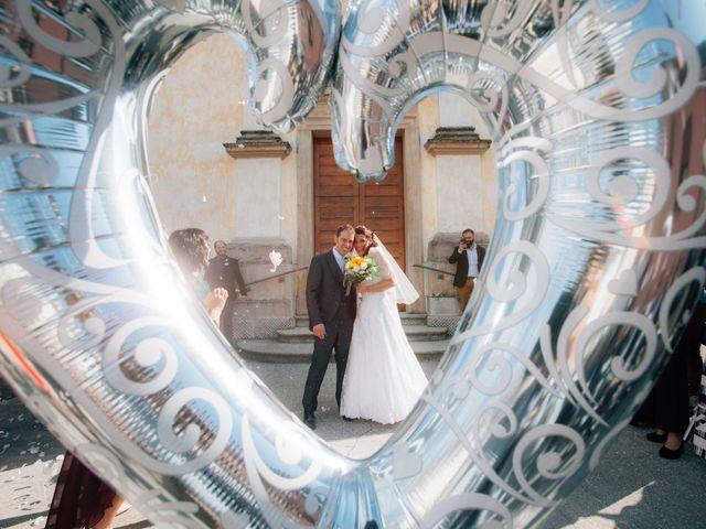 Il matrimonio di Daniel e Monica a Cordignano, Treviso 19