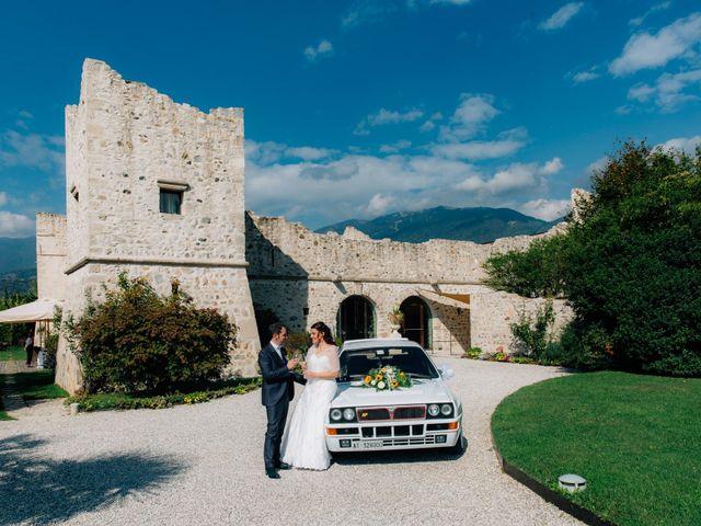 Il matrimonio di Daniel e Monica a Cordignano, Treviso 21