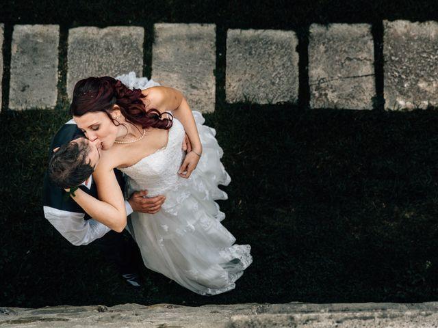 Il matrimonio di Daniel e Monica a Cordignano, Treviso 38
