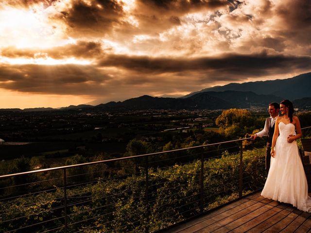 Il matrimonio di Daniel e Monica a Cordignano, Treviso 40