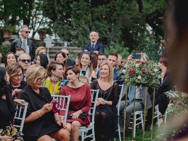 Il matrimonio di Leonardo e Vanessa a Castel Gandolfo, Roma 17