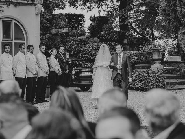 Il matrimonio di Leonardo e Vanessa a Castel Gandolfo, Roma 18