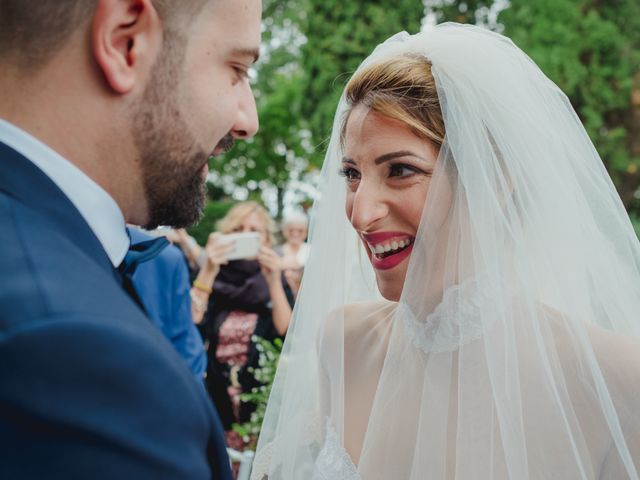 Il matrimonio di Leonardo e Vanessa a Castel Gandolfo, Roma 20