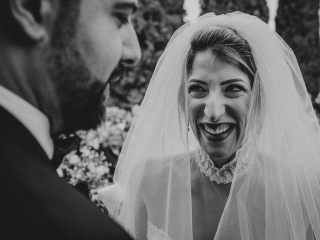 Il matrimonio di Leonardo e Vanessa a Castel Gandolfo, Roma 21