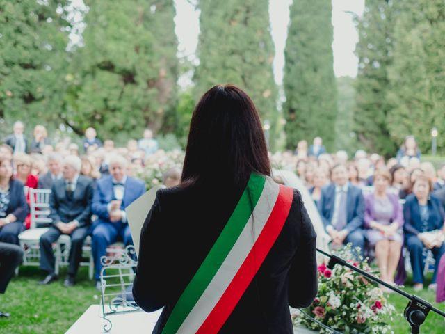 Il matrimonio di Leonardo e Vanessa a Castel Gandolfo, Roma 22
