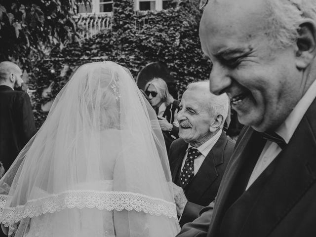 Il matrimonio di Leonardo e Vanessa a Castel Gandolfo, Roma 27