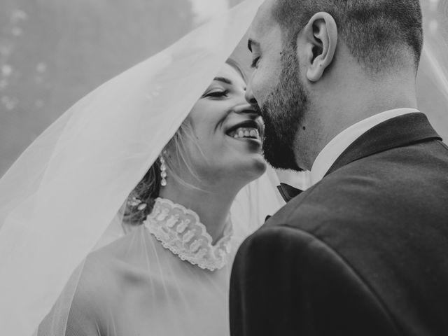 Il matrimonio di Leonardo e Vanessa a Castel Gandolfo, Roma 34