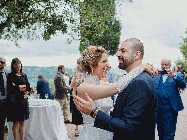Il matrimonio di Leonardo e Vanessa a Castel Gandolfo, Roma 37