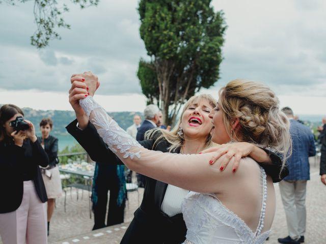 Il matrimonio di Leonardo e Vanessa a Castel Gandolfo, Roma 41