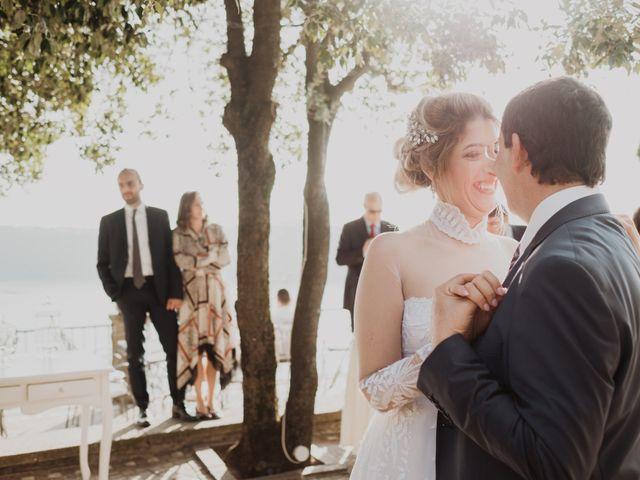 Il matrimonio di Leonardo e Vanessa a Castel Gandolfo, Roma 46