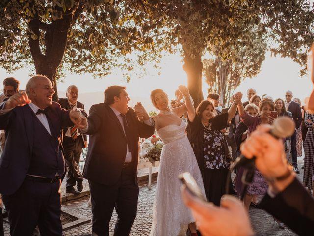 Il matrimonio di Leonardo e Vanessa a Castel Gandolfo, Roma 51