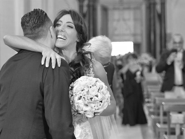 Il matrimonio di Vincenzo e Giusy a Fasano, Brindisi 10