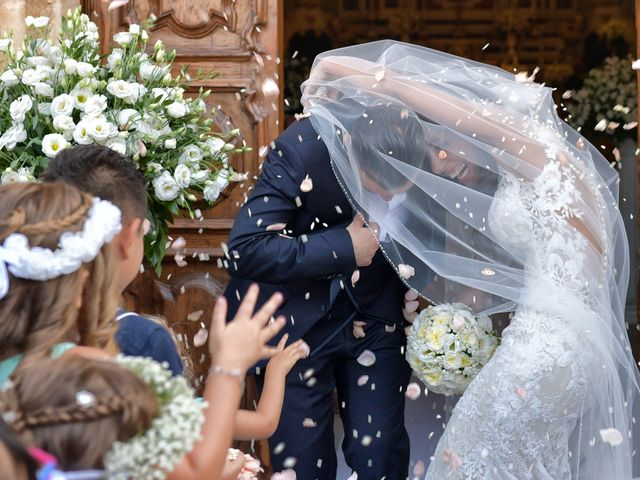 Il matrimonio di Vincenzo e Giusy a Fasano, Brindisi 1
