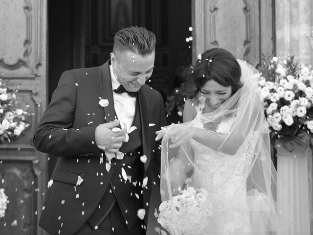 Il matrimonio di Vincenzo e Giusy a Fasano, Brindisi 12