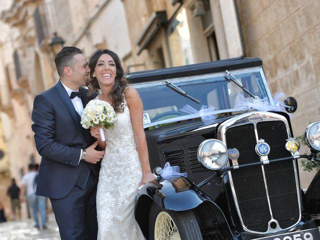 Il matrimonio di Vincenzo e Giusy a Fasano, Brindisi 13