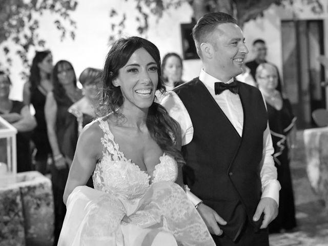Il matrimonio di Vincenzo e Giusy a Fasano, Brindisi 23