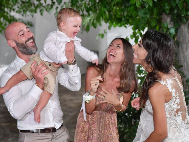 Il matrimonio di Vincenzo e Giusy a Fasano, Brindisi 24
