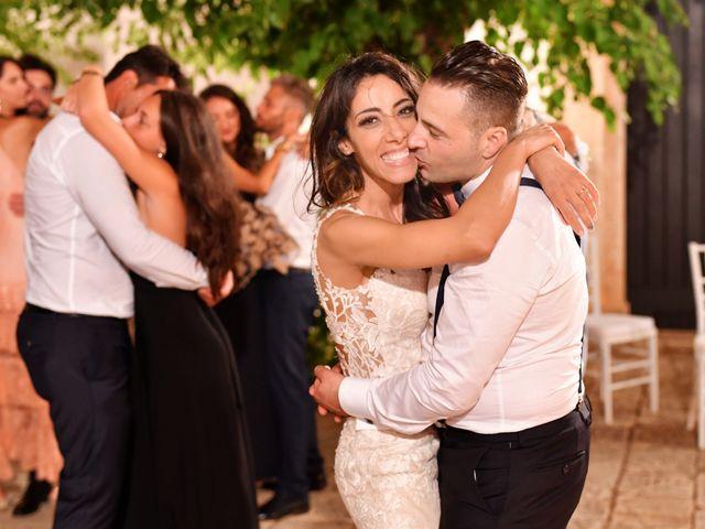 Il matrimonio di Vincenzo e Giusy a Fasano, Brindisi 25