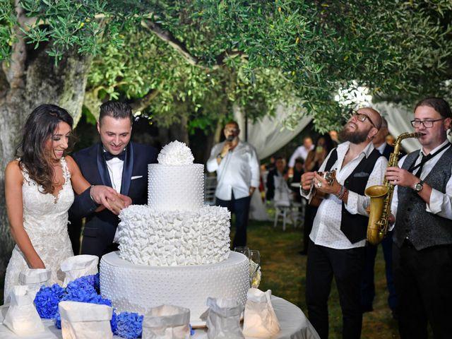 Il matrimonio di Vincenzo e Giusy a Fasano, Brindisi 27