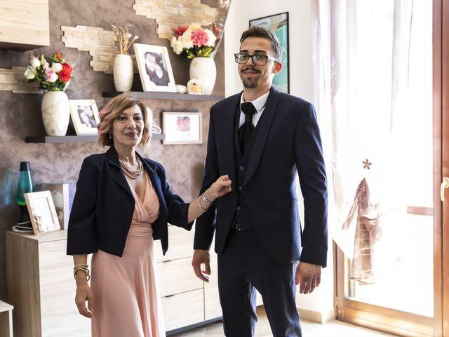 Il matrimonio di Luca e Nicole a Monte Cremasco, Cremona 9