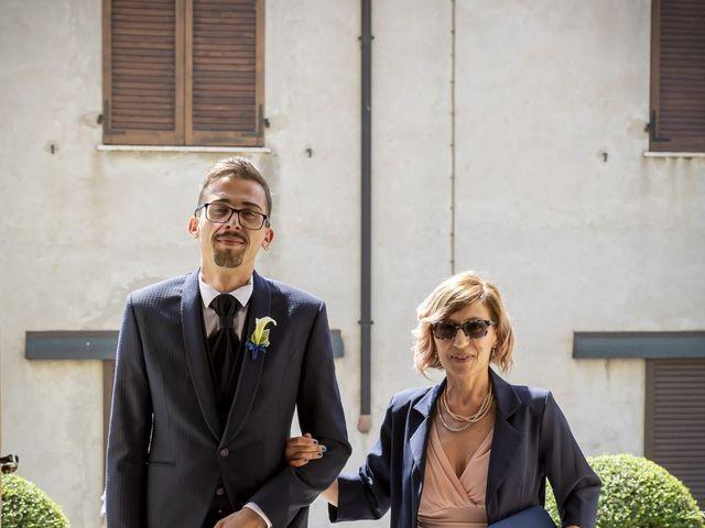 Il matrimonio di Luca e Nicole a Monte Cremasco, Cremona 31