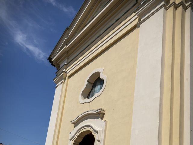 Il matrimonio di Luca e Nicole a Monte Cremasco, Cremona 33