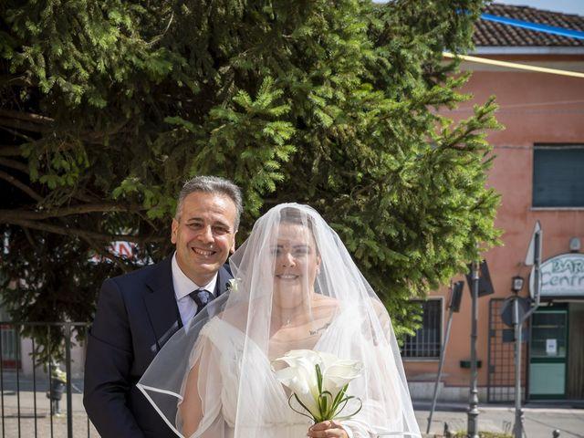 Il matrimonio di Luca e Nicole a Monte Cremasco, Cremona 38