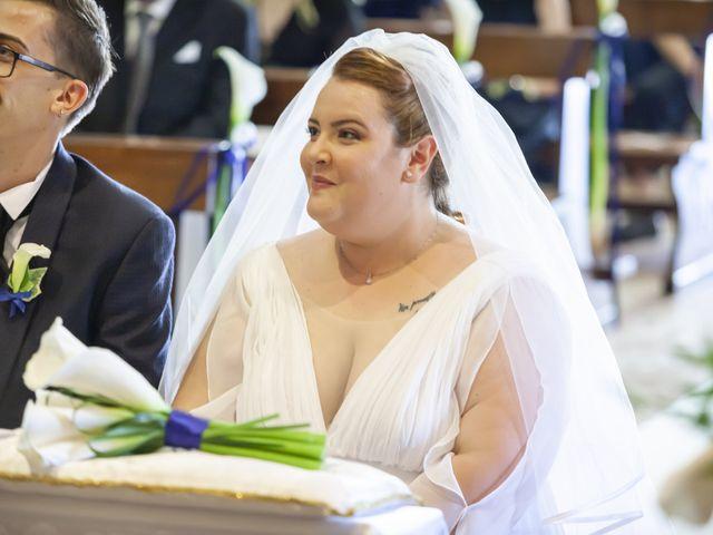 Il matrimonio di Luca e Nicole a Monte Cremasco, Cremona 44