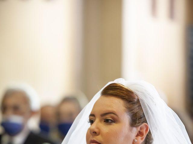 Il matrimonio di Luca e Nicole a Monte Cremasco, Cremona 45