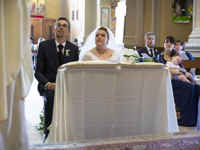 Il matrimonio di Luca e Nicole a Monte Cremasco, Cremona 49