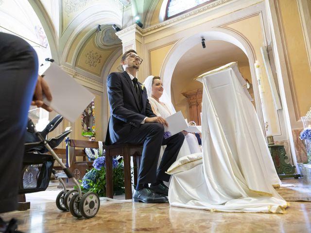 Il matrimonio di Luca e Nicole a Monte Cremasco, Cremona 50