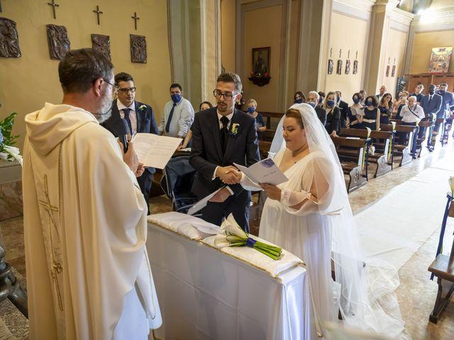 Il matrimonio di Luca e Nicole a Monte Cremasco, Cremona 52