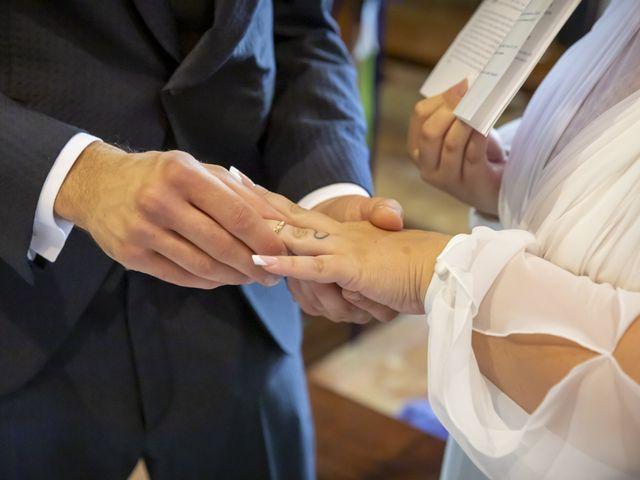 Il matrimonio di Luca e Nicole a Monte Cremasco, Cremona 54