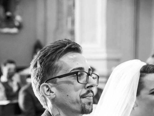 Il matrimonio di Luca e Nicole a Monte Cremasco, Cremona 56