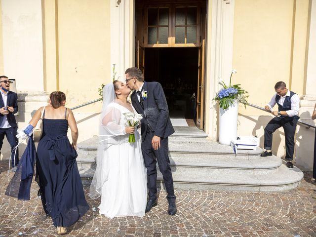 Il matrimonio di Luca e Nicole a Monte Cremasco, Cremona 60
