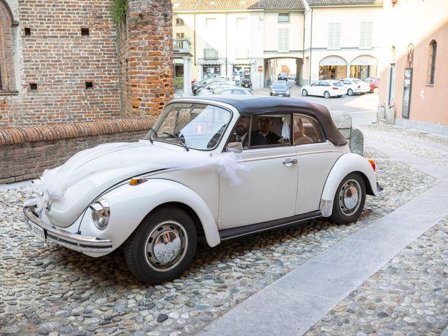 Il matrimonio di Luca e Nicole a Monte Cremasco, Cremona 62