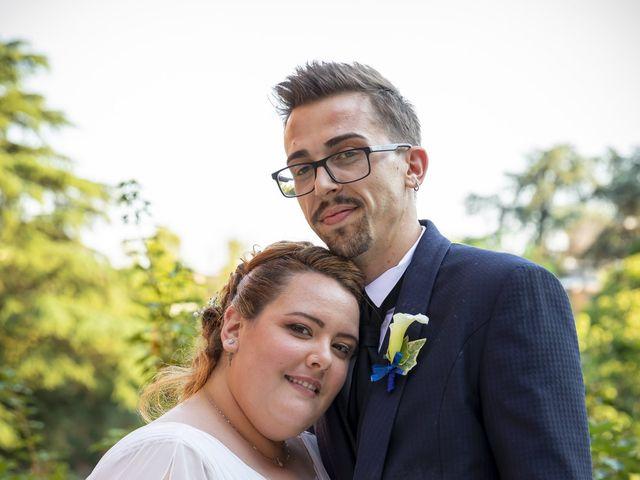 Il matrimonio di Luca e Nicole a Monte Cremasco, Cremona 64