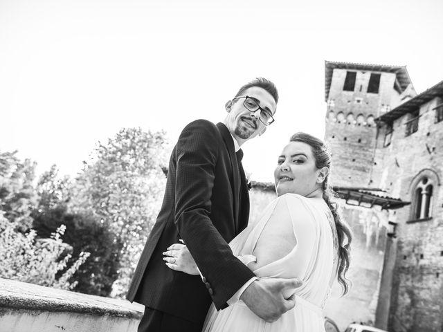 Le nozze di Nicole e Luca