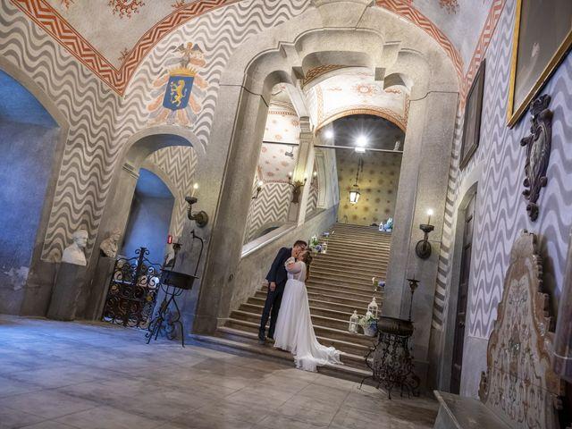 Il matrimonio di Luca e Nicole a Monte Cremasco, Cremona 65