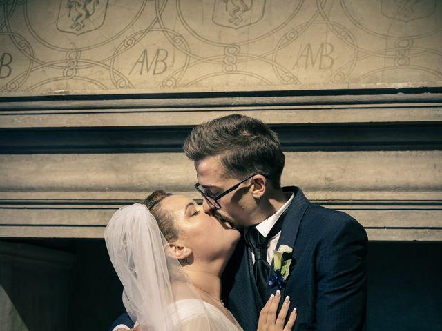 Il matrimonio di Luca e Nicole a Monte Cremasco, Cremona 68